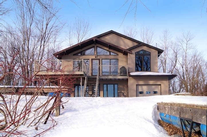 The Great Heron Nest - Saint-Ignace-de-Loyola - Chalet