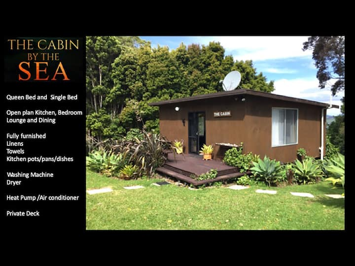 THE CABIN BY THE SEA - HIHI - DOUBTLESS BAY