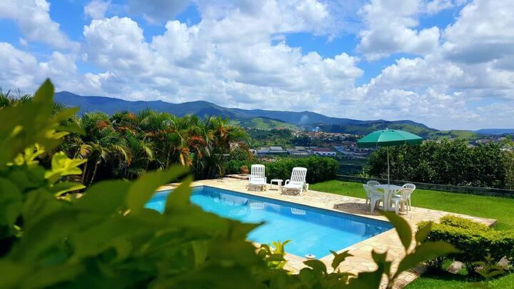 Chácara com linda vista - Região Atibaia