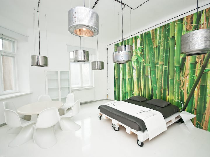 Panda Apartment
