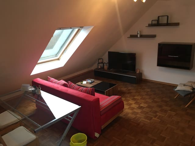 Enjoy Essen... top floor (family house) - Essen - Casa