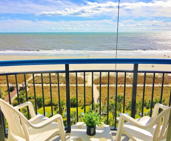 Booking Spring! Oceanfront Boardwalk 6th Floor