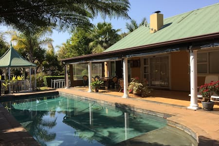 African Fish Eagle Cottage - White River