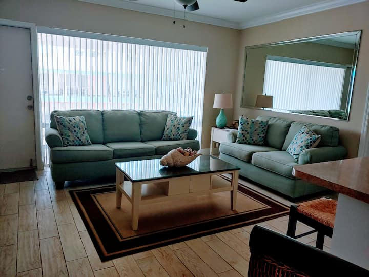 At the Ocean - Apartment with Large Deck #205