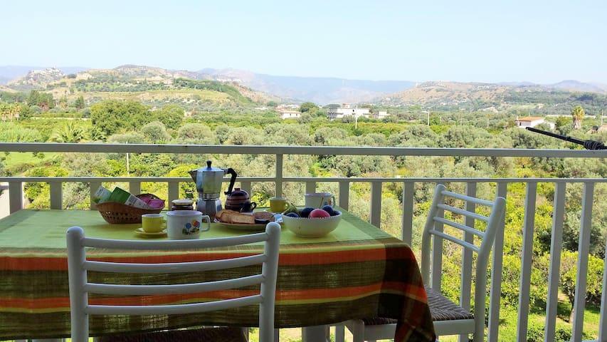 La tua casa al mare sul Mar Jonio - Sant'Ilario dello Ionio - Pis