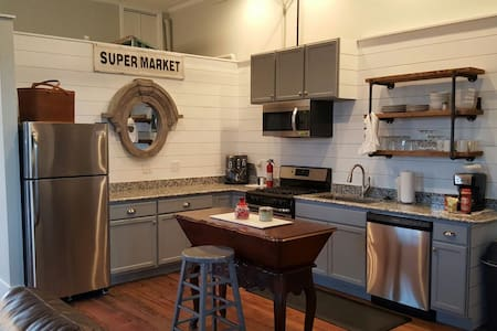 1885 Vintage Loft Apartment - Denison - 阁楼