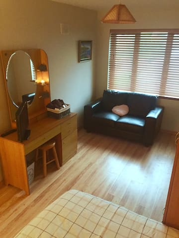 Comfortable double room - Tv & wifi - Ennis - Casa