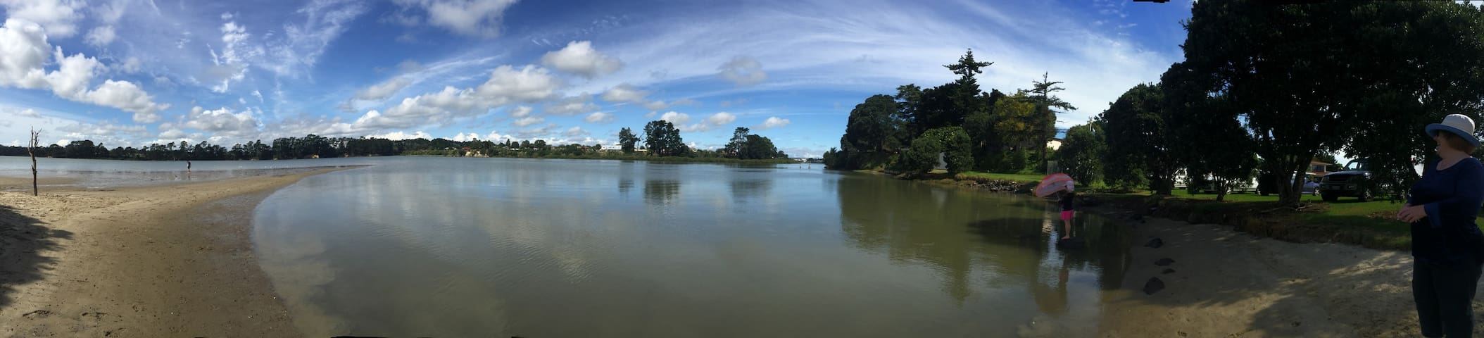 Peace and tranquility in rural South Auckland - Waiuku - บ้าน