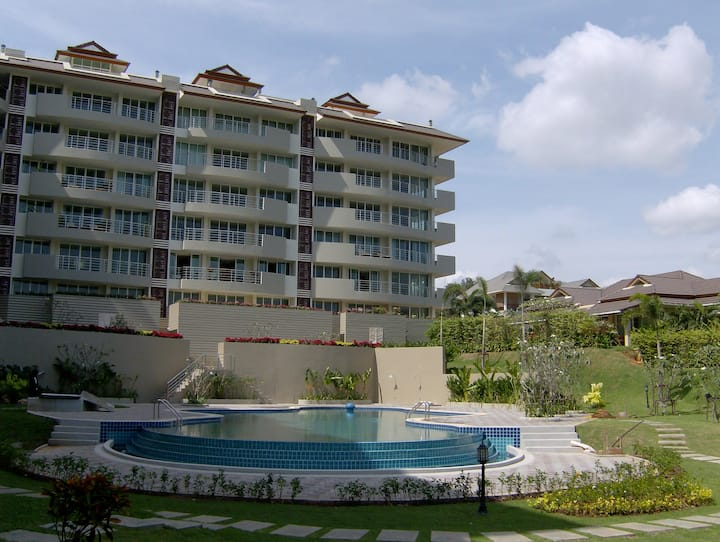 Condo Sands-to-Sea  SeaRidge Resort Hua Hin
