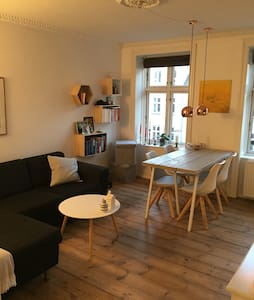 Super cosy Frederiksberg-apartment - Frederiksberg - Appartement