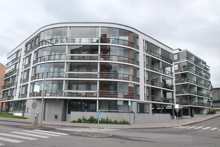 Forenom One-bedroom apartment in Turku - Hansakatu 9