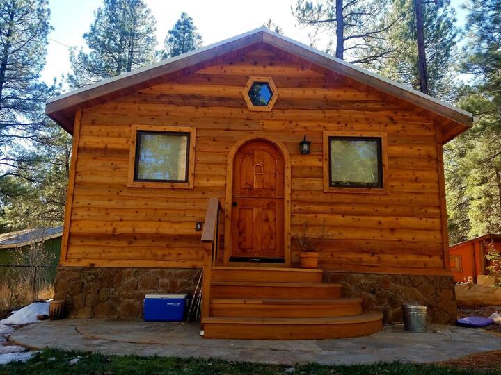 Pine Del Fairie Home