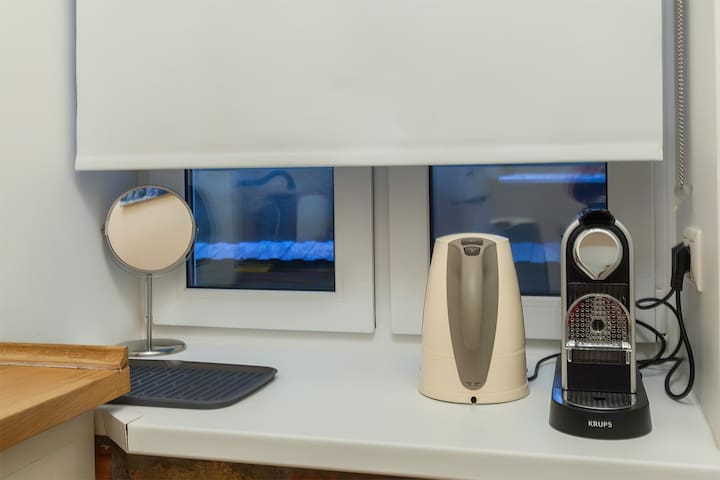 Чайник и кофемашина | Kettle and Nespresso coffee maker