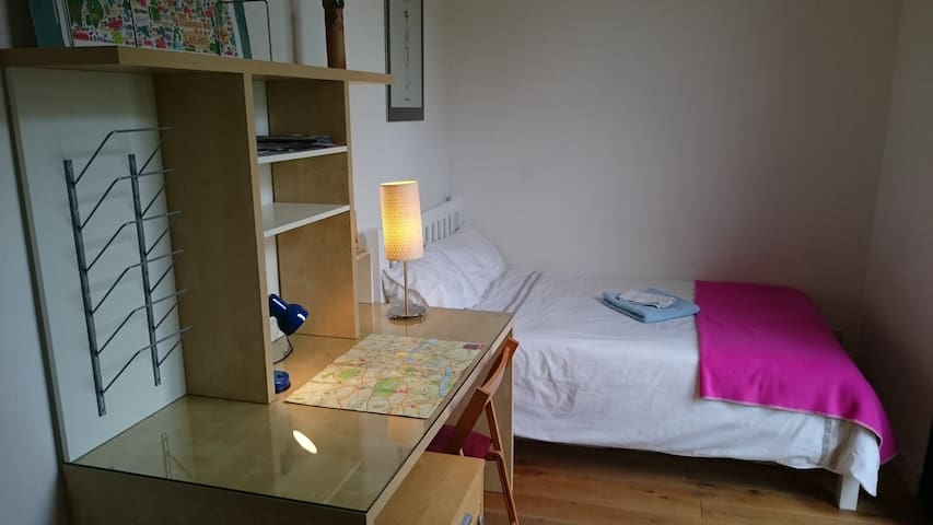 Bright spacious double room in Brixton