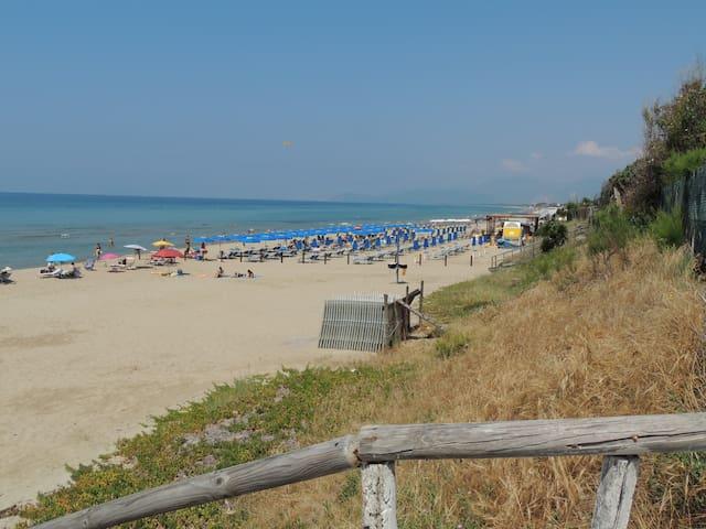 Villino Lory sul mare di Sperlonga - Sperlonga - Villa
