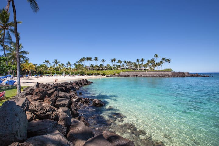 Mauna Lani Luxe -Luxury/Convenient Location - Waimea - Villa