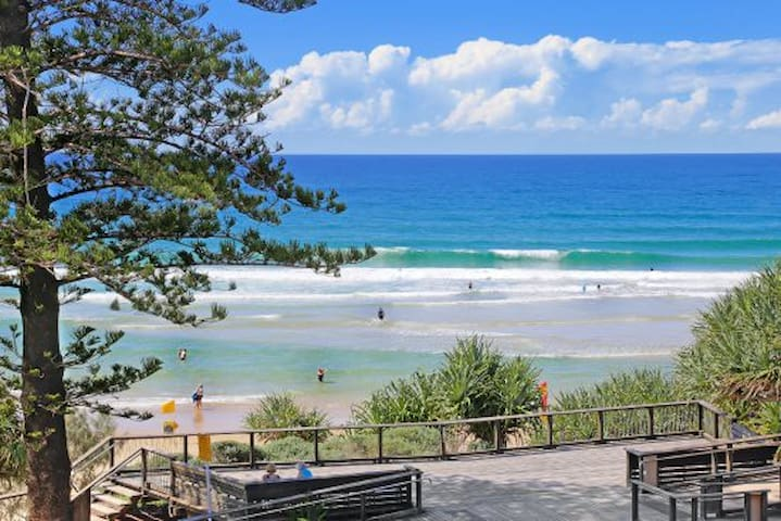 DOGS WELCOME SunshineCoast COOLUM BEACH AirConHOME