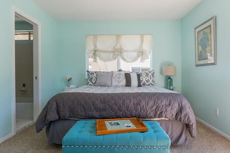 Hilltop 2  Private Entrance, Private bedroom - Arroyo Grande - House