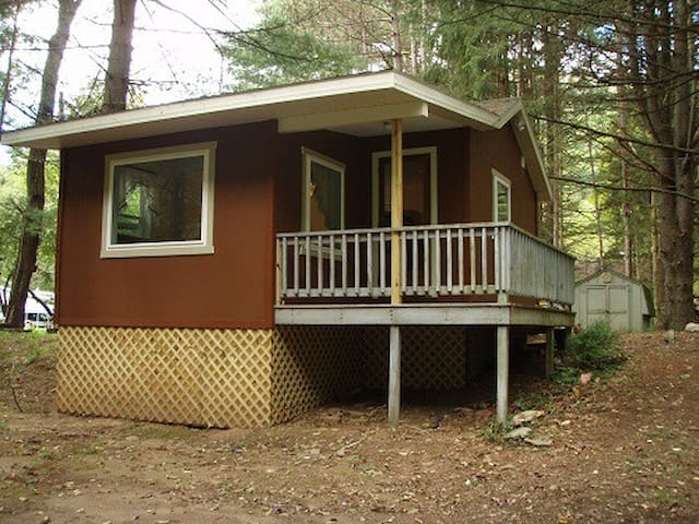 Pine Creek Valley Get-Away  - The Trout Cabin - Waterville