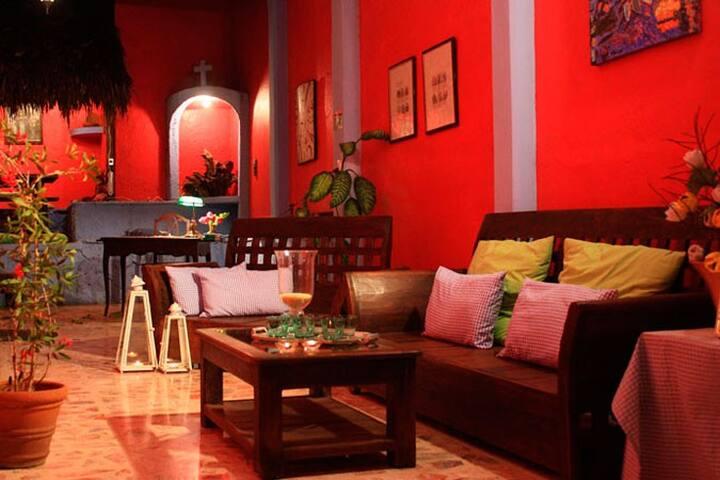 Casa Rosa Catemaco Cuarto Rojo - Catemaco