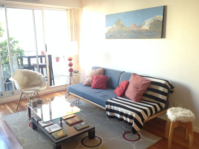2 bedroom apartment in Nuñez-Belgrano - Buenos Aires - Apartament