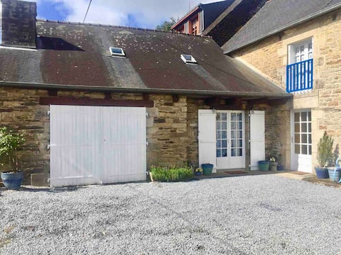Maison d'Hortense, Chic Cottage in rural Brittany