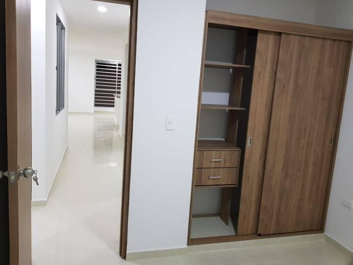 Habitación privada en apartamento Villavicencio
