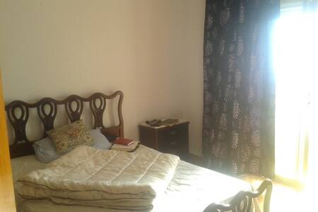 The master bedroom with private terrace - La Línea de la Concepción