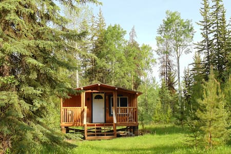 Seawood B&B and Cabins - Moose Rest Cabin