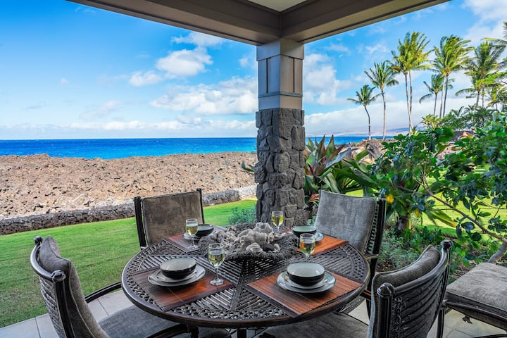H14H- Oceanfront 3 bdrm, Amazing View & Amenity Center!