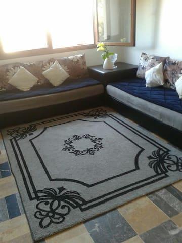 Casa tranquila para vacaciones - Larache - Leilighet