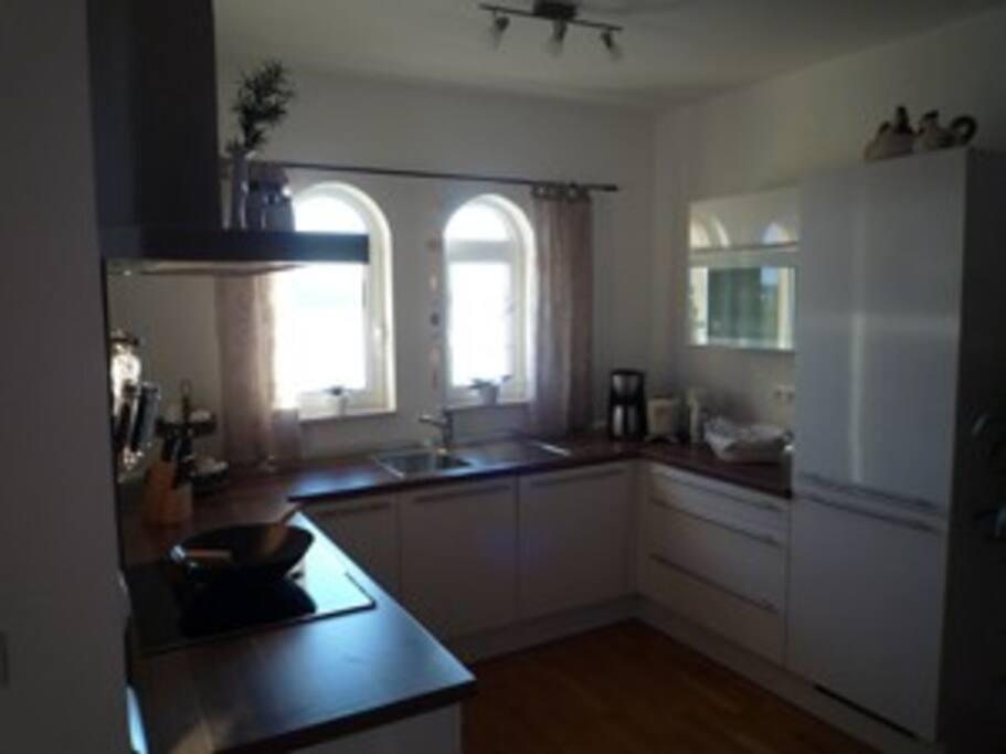 Küche - Appartment 1A
