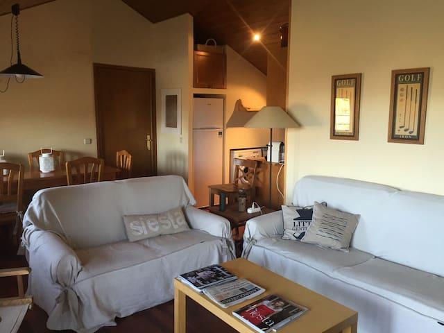 Apartmento con excelentes vistas - Palau-de-Cerdagne - Leilighet