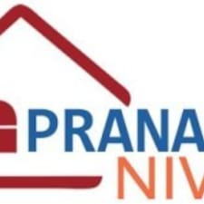 Pranava is the host.