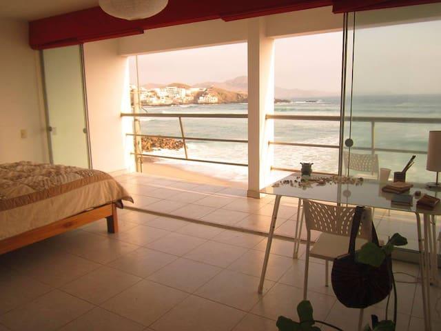 San Bartolo Beach ocean view and condos ll