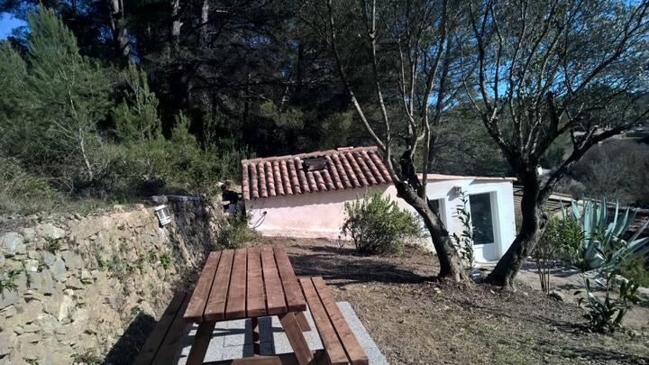 appartement indépendant avec jardin