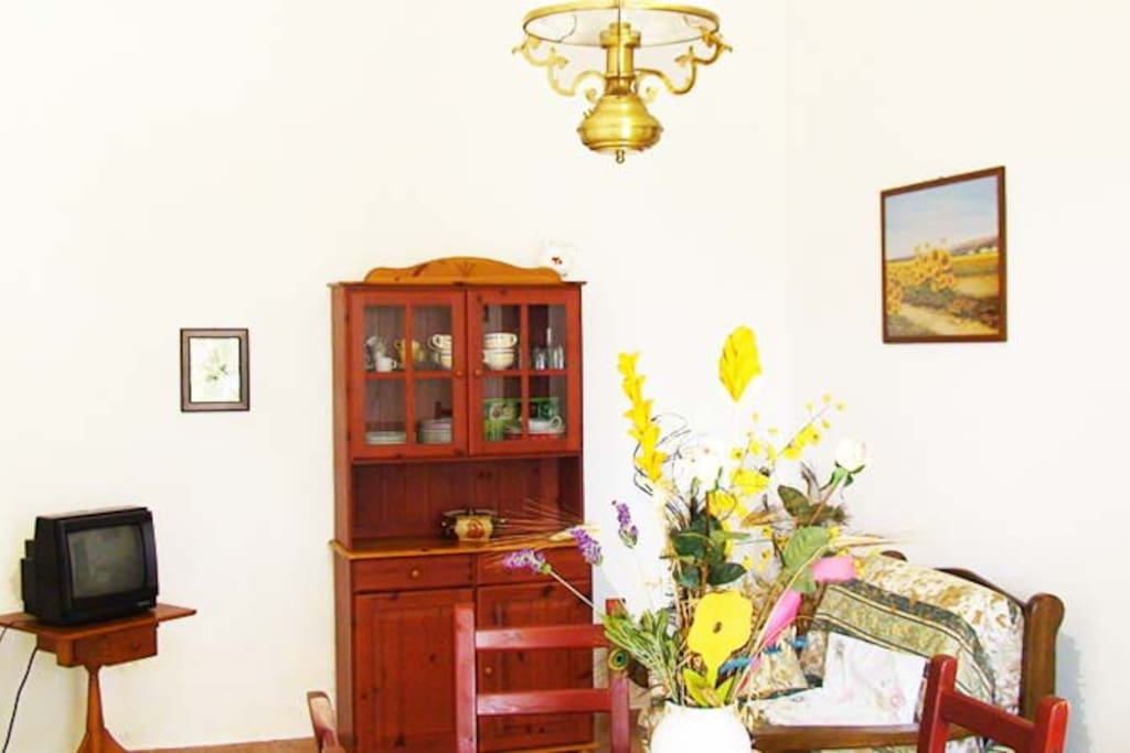 Wohn-esszimmer living-diningroom soggiorno/pranzo