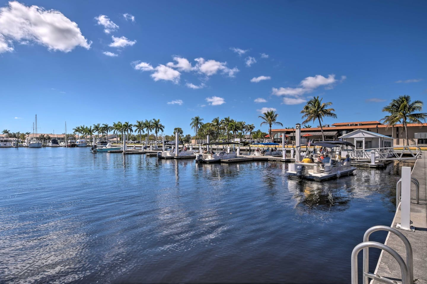 Spend your days on the water when you visit Naples, Florida!