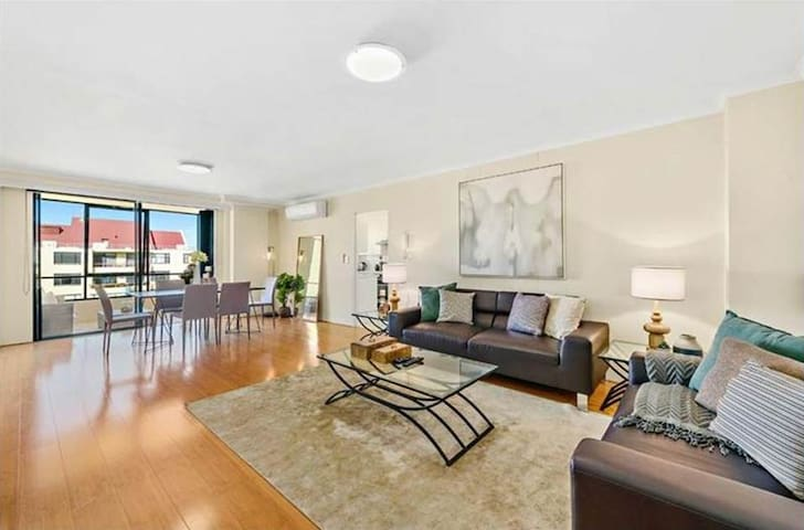 Macquarie Park 2 bedroom close to everything