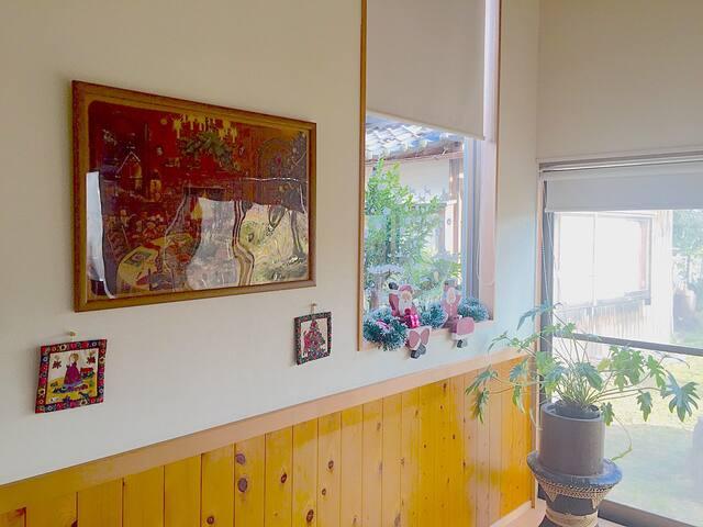 First room near the beach.( 1or2or3 people ) - Kaga-shi - House