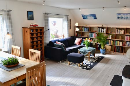 Big, cozy apartment near Stavanger centre
