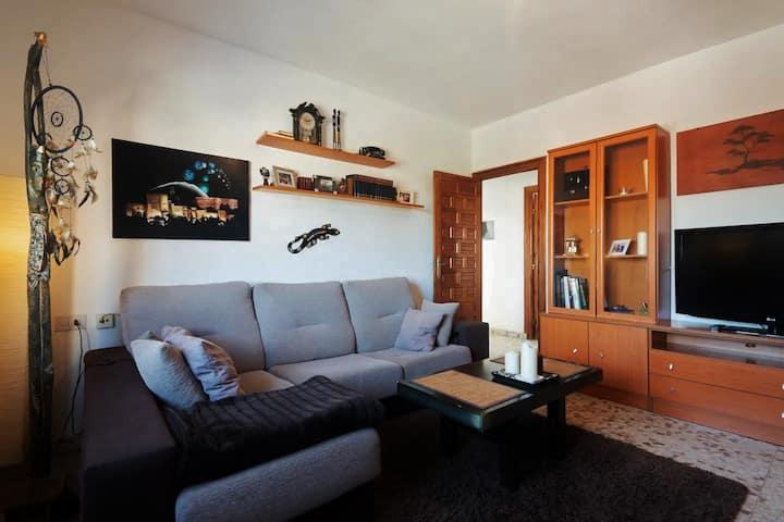 Granada & Sierra Nevada: Apartment Barrio Monachil