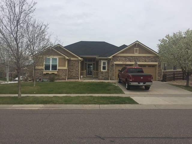 Great home in a Terrific Area - Aurora - Hus