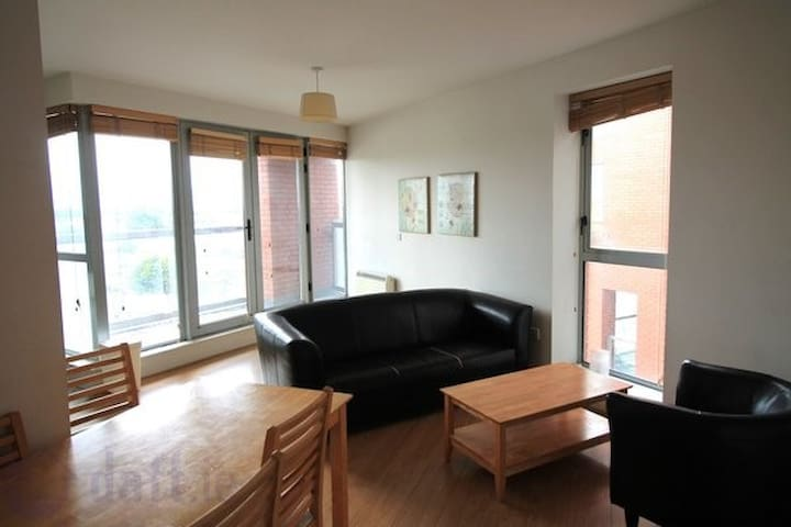 1 Bedroom, Amazing city view, Available Dec 1 - 31 - Dublin, Ireland - Apartemen