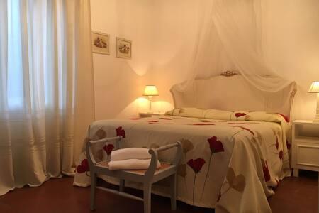 appartamento in villa  con terrazza