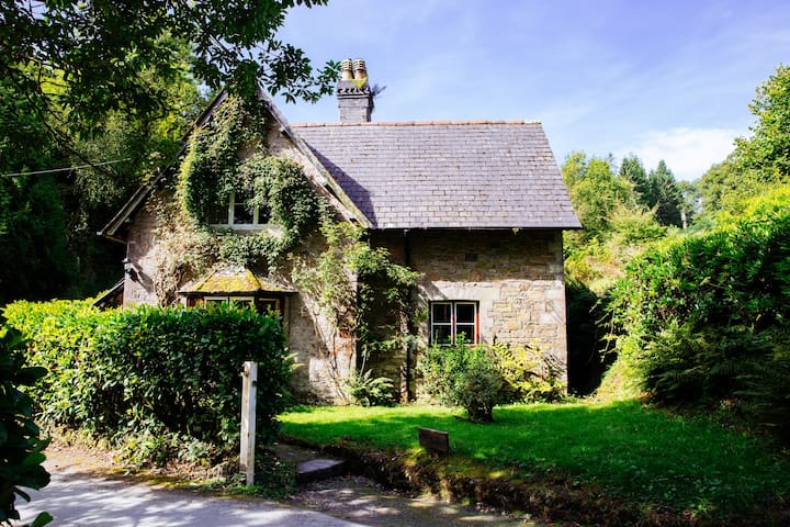 Charming cottage on edge of Exmoor