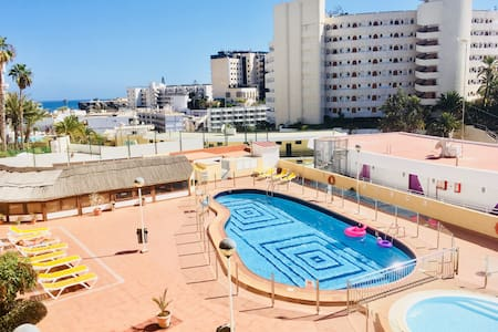 APARTAMENT PLAYA DEL INGLES CENTRO, CLOSE BY BEACH