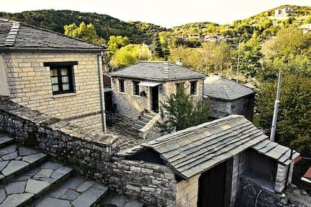 Traditioneel gerenoveerd Zagori huis