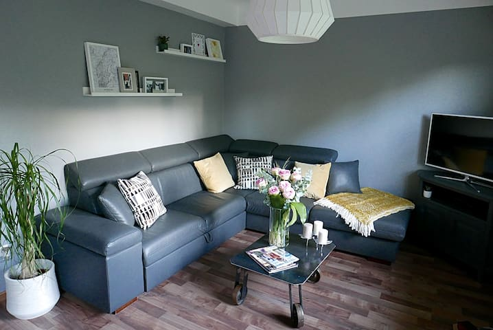Cozy apartment close to city & nature - Strassen - Apartment