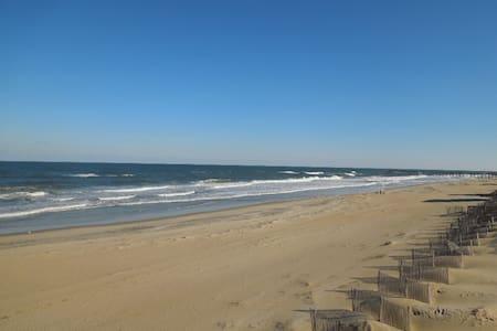 Dunes South - 3BR Oceanfront Duplex